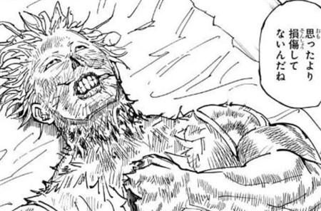 「ヒソカ 死亡」の画像検索結果